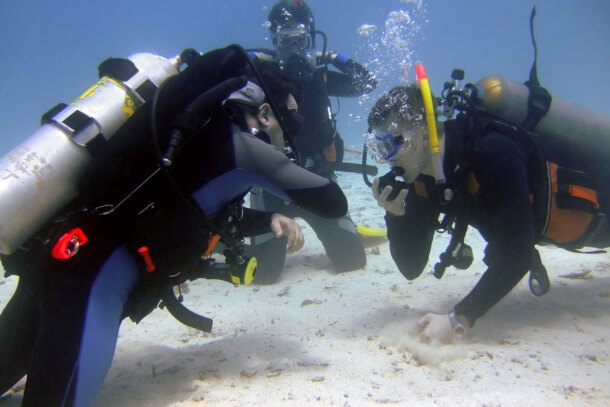 For Beginners: Safety First When Scuba Diving