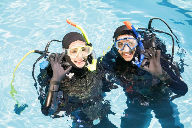 Tips to Mentally Prepare for A Dive